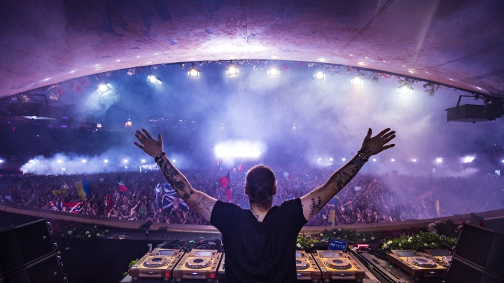 Steve Angello - Tomorrowland 2016