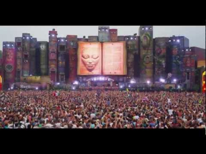 Official Aftermovie - Tomorrowland 2012