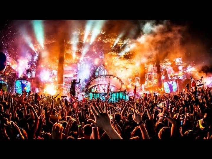 Official Aftermovie - Tomorrowland 2016
