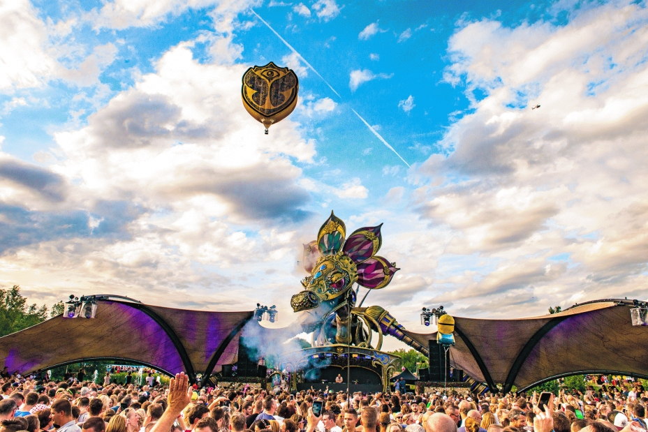 Tomorrowland 2017 - Weekend 2 47
